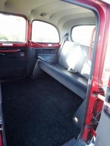 Interior Taxi