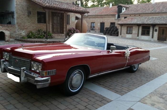 Cadillac El Dorado descapotable