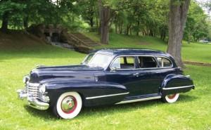 "Cadillac Serie 67 1941 ""PROXIMAMENTE"""