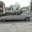 Daimler limousine.